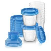 Avent набор контейнеров в комплекте SCF618/10 арт.84470 1шт