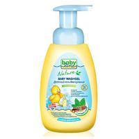 Babyline гель для купания с мятой и солодкой для детей с первых дней жизни 260 мл