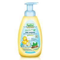 Babyline гель для купания с мятой и солодкой для детей с первых дней жизни 500 мл