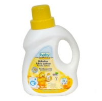 Babyline кондиционер для детских вещей концентрат 30 стирок 1 л