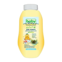 Babyline Nature присыпка детская с сосновой пыльцой 100г+ 25% в подарок