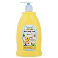 Babyline Nature жидкое мыло детское с дозатором 500 мл