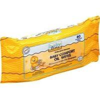 Babyline салфетки масляные Комфорт 80 шт.