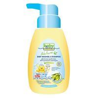 Babyline средство для купания и шампунь с маслом оливы с первых дней жизни 260 мл