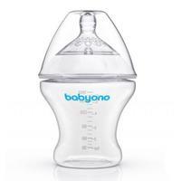 BabyOno бутылочка Natural Nursing антиколиковая 180 мл