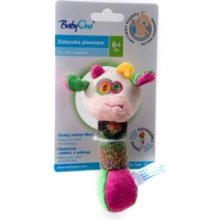 BabyOno игрушка пищалка Маленькая коровка 1 шт.