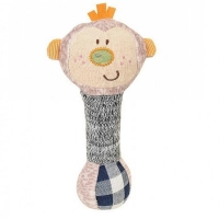 BabyOno игрушка пищалка Маленькая обезьянка 1 шт.