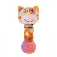 BabyOno игрушка пищалка Маленький кот 1 шт.