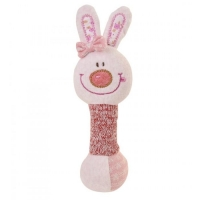 BabyOno игрушка пищалка Маленький кролик 1 шт.