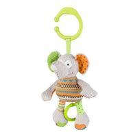 BabyOno игрушка-подвеска Музыкальная слоник 1 шт.