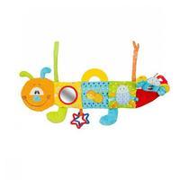 BabyOno игрушка развивающая Гусеничка мультисенсорная 1 шт.