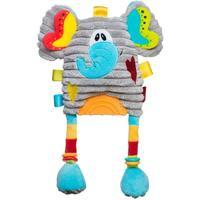 BabyOno игрушка Слоник с прорезывателем для коляски 1 шт.