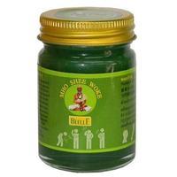 Бальзам 5 Stars Cosmetic Зеленый для массажа Mho See Woke Green Balm 50 мл