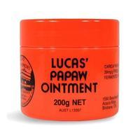 Бальзам для губ и тела Lucas Papaw Ointment 200г