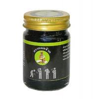 Бальзам Jungwattana Mho Shee Woke Black Balm черный успокаивающий для массажа 50г упак.