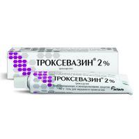 Троксевазин гель 2%, 40 г