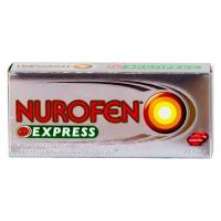 Нурофен экспресс капс. 200мг №20