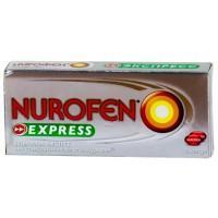 Нурофен экспресс капсулы 200 мг, 10 шт.
