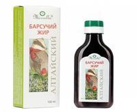 Барсучий жир Алтайский 200 мл флак.