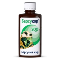 Барсукор барсучий жир жидкий фл. 200мл