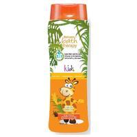 Bath Therapy 2 в 1 Детский гель для душа и шампунь Взрывной апельсин 500мл