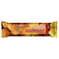 Батончик фруктово-ягодный абрикос с вит С шок 30 г 1шт.
