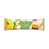 Батончик-мюсли Jucy Bar с желе Лимон-лайм в йогурте 40 г
