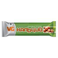 Батончик витаген-кальций+ на фруктозе 40 г 1шт.