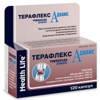 Терафлекс адванс капсулы, 120 шт.