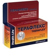 Терафлекс капсулы, 100 шт.