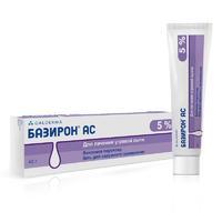 Базирон АС гель 5%, 40 г