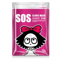 BeautyCosmetic Маска от прыщей на лице SOS 25г