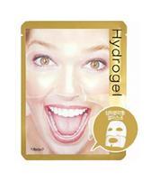 BeauuGreen Гидрогелевая маска для лица Gold Energy Hydrogel Mask с коллоидным золотом 1шт.