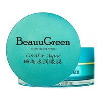 BeauuGreen гидрогелевые патчи для кожи вокруг глаз Coral& Aqua Hydrogel Eye Patch 60 шт.