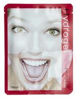 BeauuGreen Silky V-line Hydrogel M гидрогелевая маска моделирующая для восстановления контуров лица 1 шт.