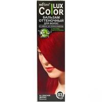 Belita Color Lux Бальзам оттеночный тон 03 Красное Дерево 100 мл