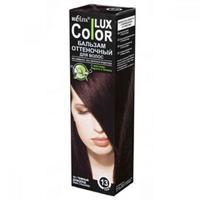 Belita Color Lux Бальзам оттеночный тон 13 Темный шоколад 100 мл