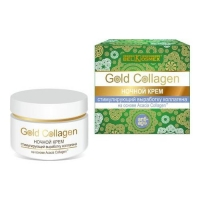 BelKosmex Gold Collagen крем ночной стимулирующий 48 г