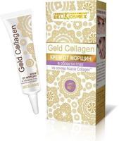 BelKosmex Gold Collagen крем вокруг глаз 15 г