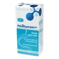 BelKosmex Hialuron+ крем для век интенсивное увлажнение и тонизирование 15 г