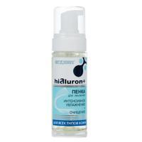 BelKosmex Hialuron+ пенка для умывания интенсивное увлажнение для всех типов кожи 150 г