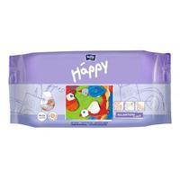 Bella Влажные салфетки Baby Happy Classic детские с вит. Е и аллантоином 64 шт.