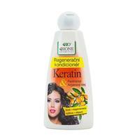 Bio Bione Аргана и Кератин кондиционер для волос регенерирующий 260 мл