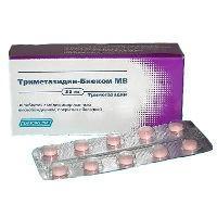 Триметазидин - биоком мв таб. п/о 35мг №30