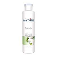 Biokosma молочко для тела Бамбук-Белая лилия 250 мл