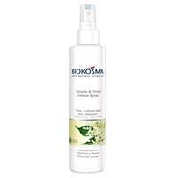Biokosma спрей для волос Объем и блеск интенсивный уход 150 мл