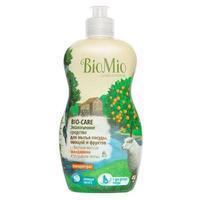 BioMio Bio-Care Экологичное средство для мытья посуды, овощей и фруктов с эфирным маслом мандарина 450 мл