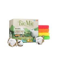 BioMio Bio-Color Экологичный стиральный порошок-концентрат для цветного белья концентрат без запаха 1,5кг