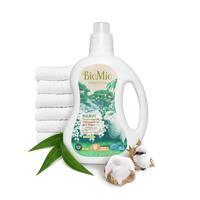 BioMio Bio-Soft Экологичный кондиционер-концентрат для белья с эфирным маслом эвкалипта 1,5 л