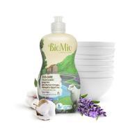 BioMio Концентрат для мытья посуды, овощей и фруктов Bio-Care с эфирным маслом лаванды 450мл упак.
